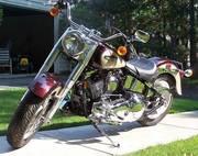 1998 Harley-Davidson Softail FLSTF