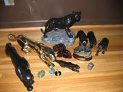 Black Panther Home Decor Lot 14 Pieces