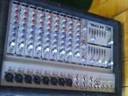 SGH powered mixer