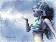 Winter Themed - Digital Art Print