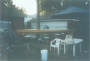 18 foot cedar strip canoe for sale